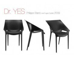 Designstoel Dr. Yes by Kartell