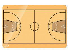 Accents basketbal board, voorbedrukte whiteboards